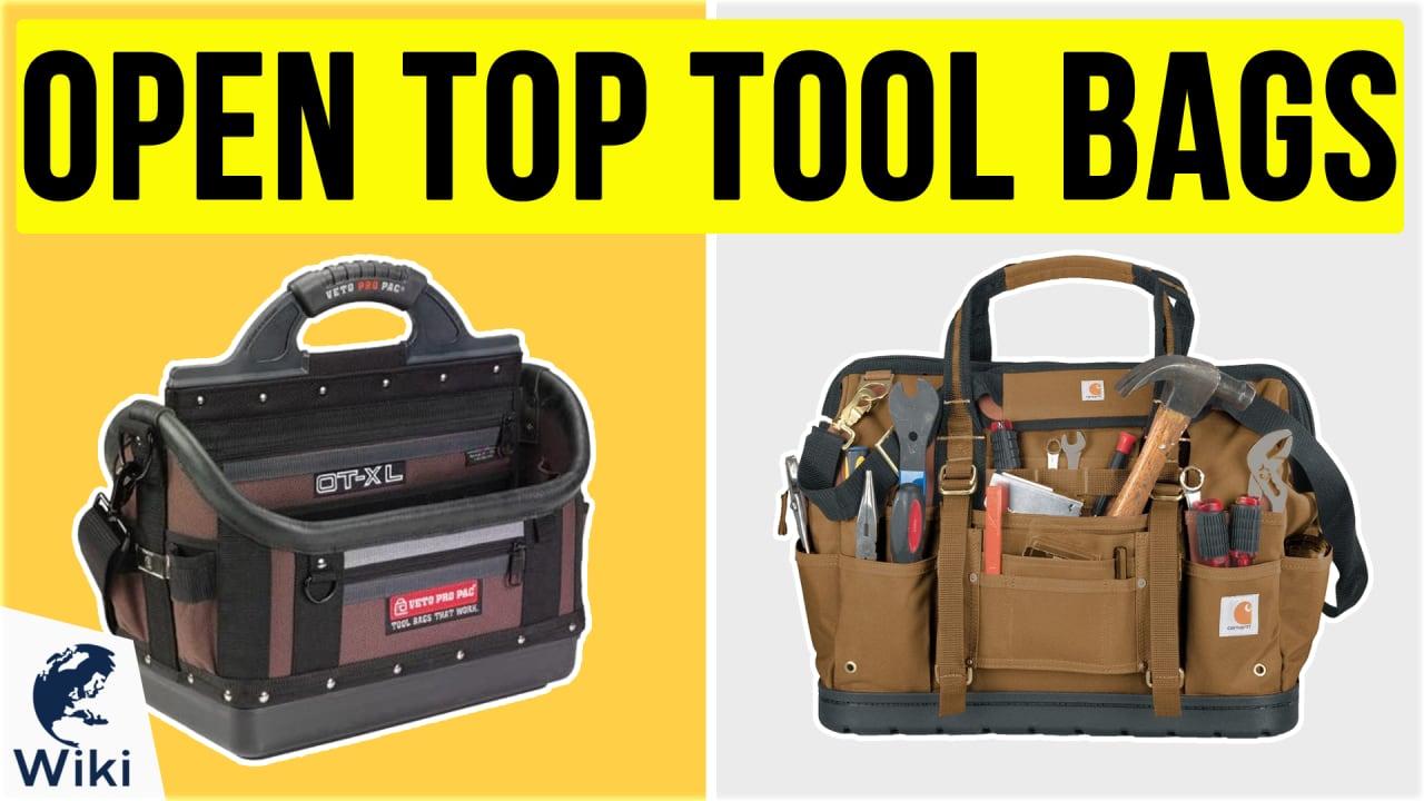 10 Best Open Top Tool Bags