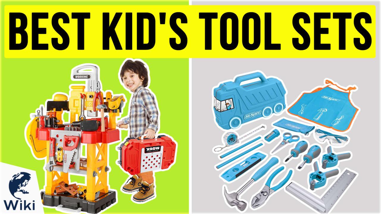 10 Best Kid's Tool Sets