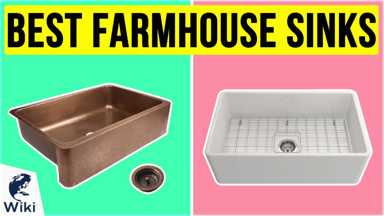 9 Best Farmhouse Sinks