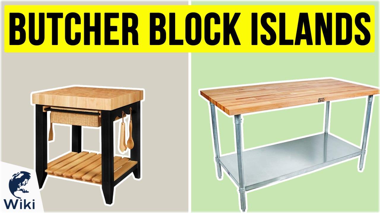 9 Best Butcher Block Islands