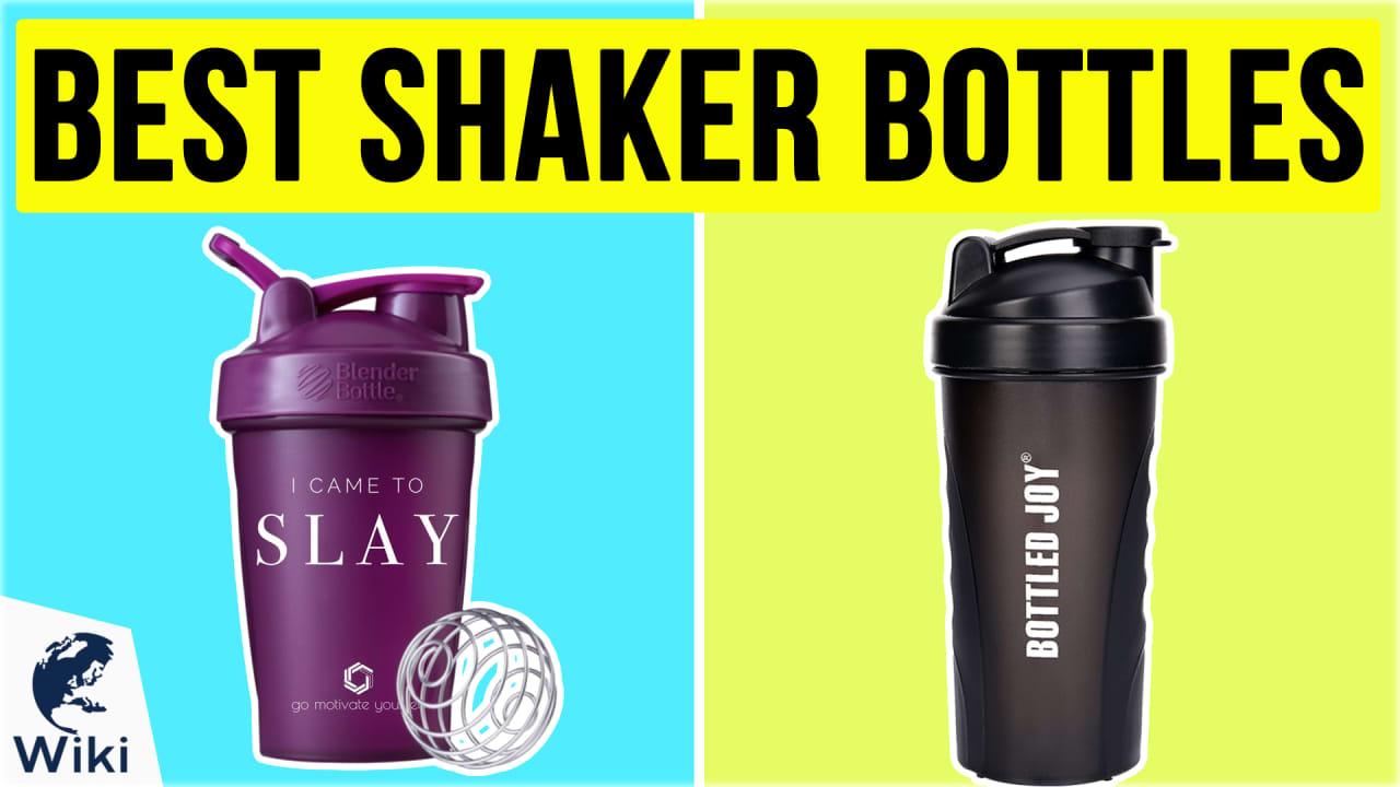 10 Best Shaker Bottles
