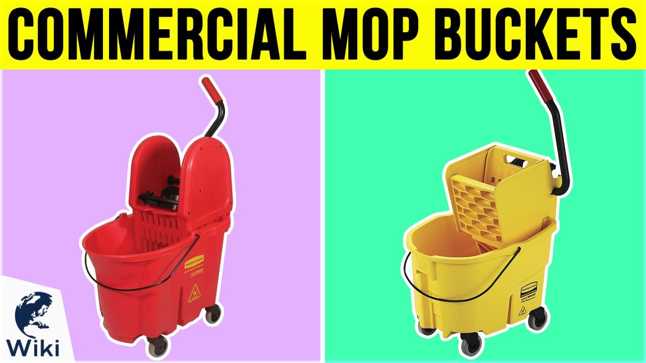 10 Best Commercial Mop Buckets