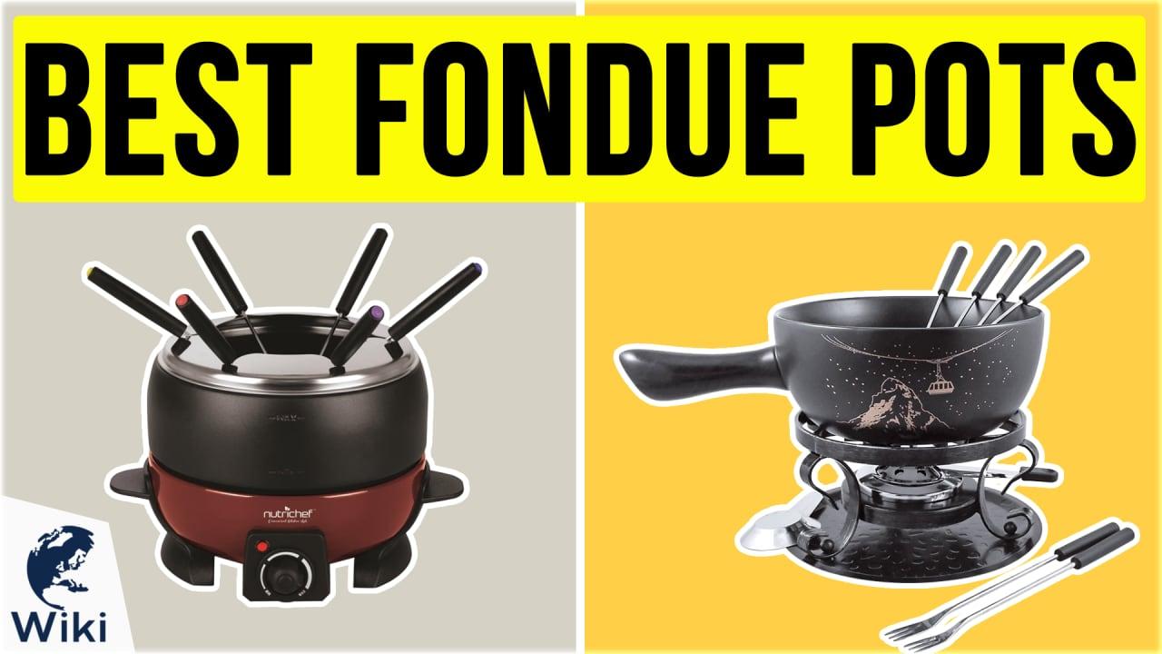 10 Best Fondue Pots