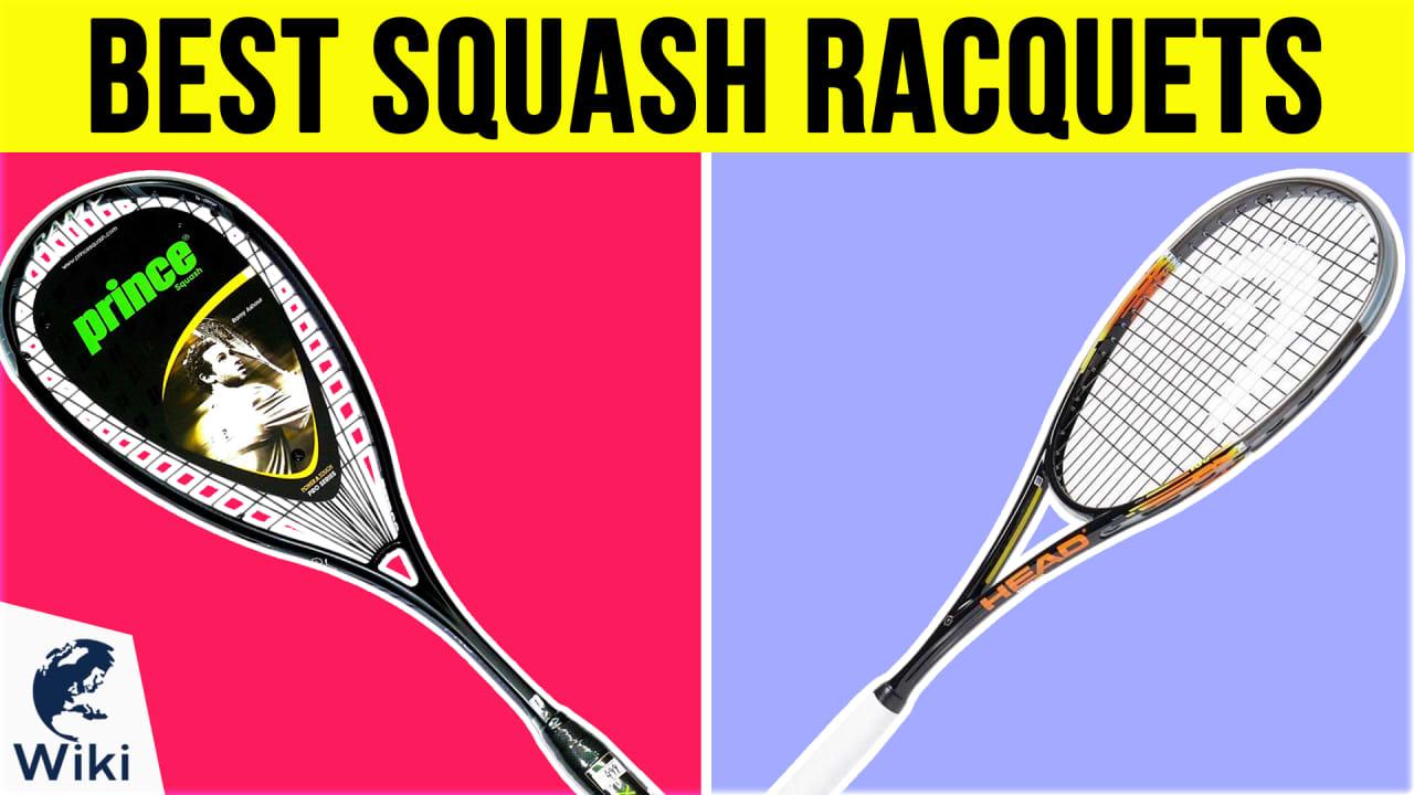 10 Best Squash Racquets