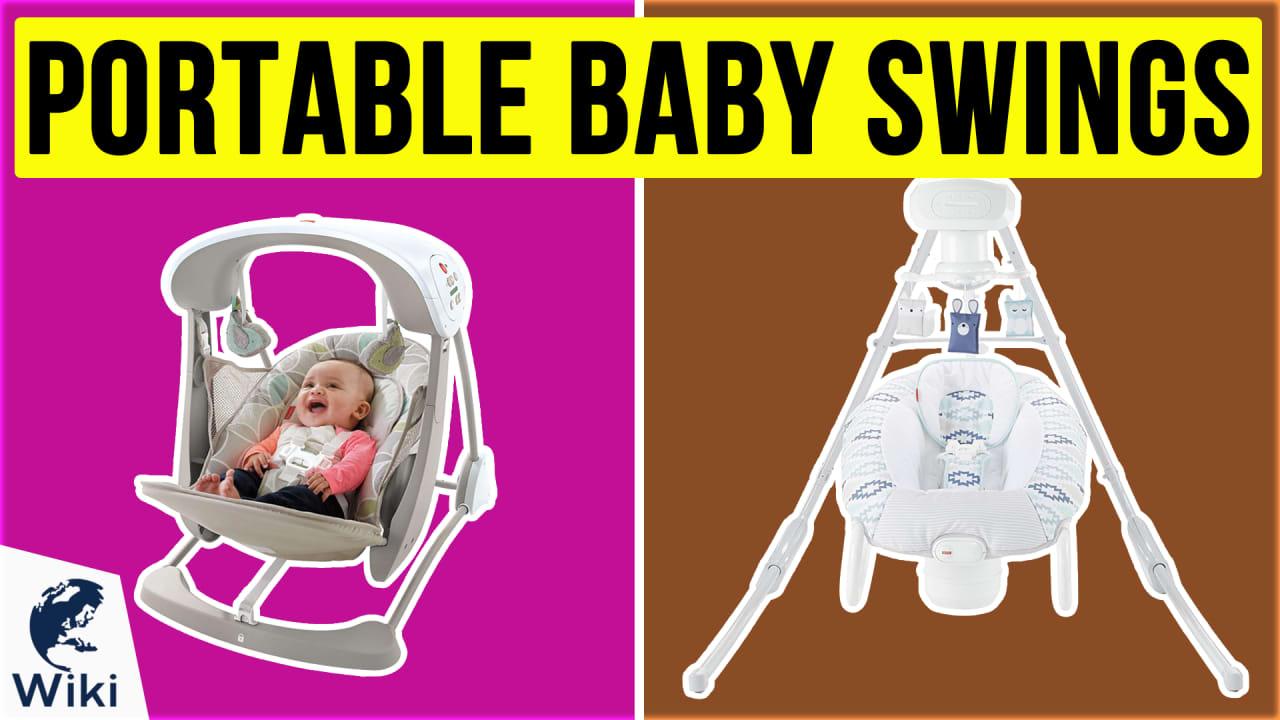 6 Best Portable Baby Swings