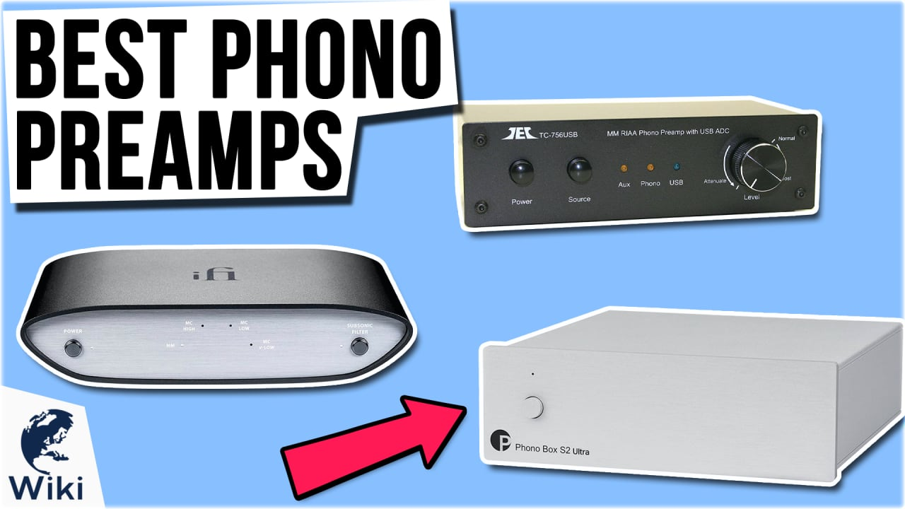 10 Best Phono Preamps