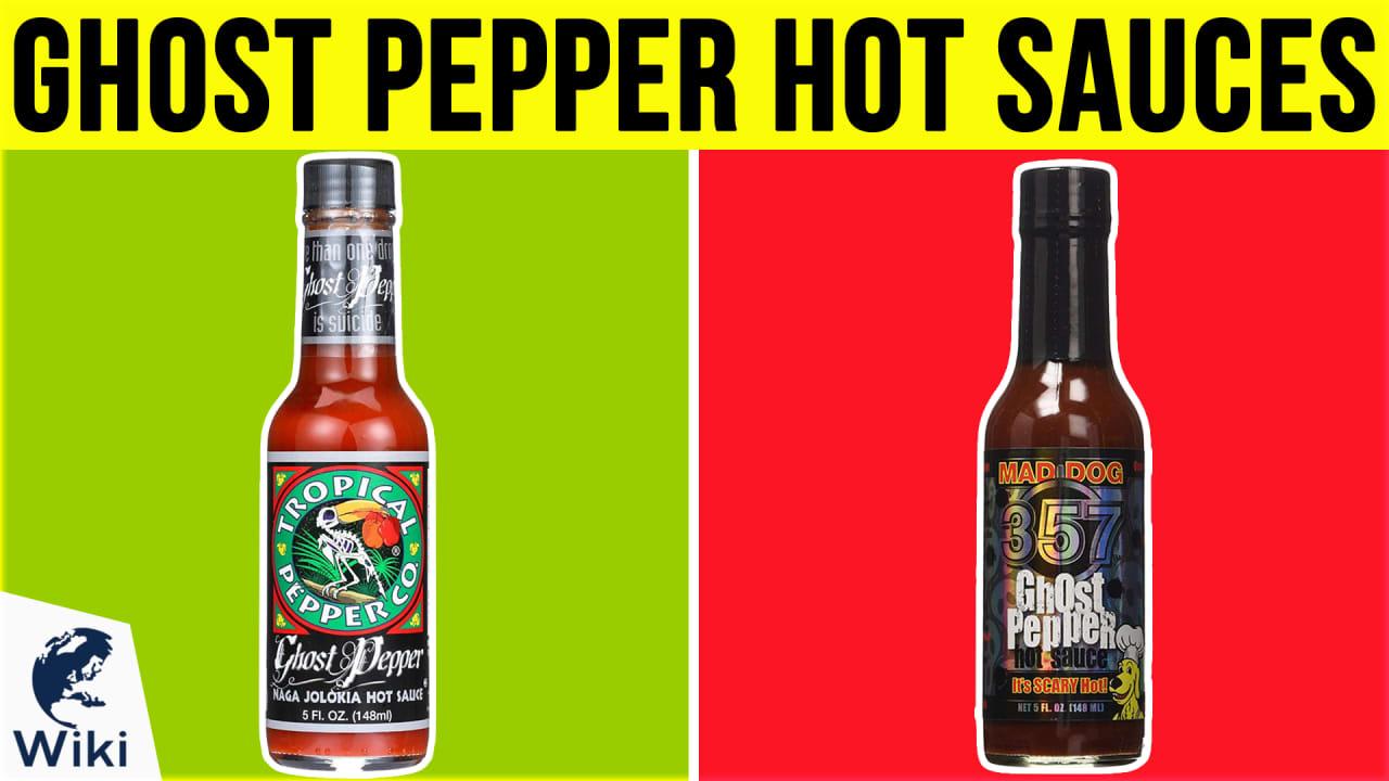 10 Best Ghost Pepper Hot Sauces