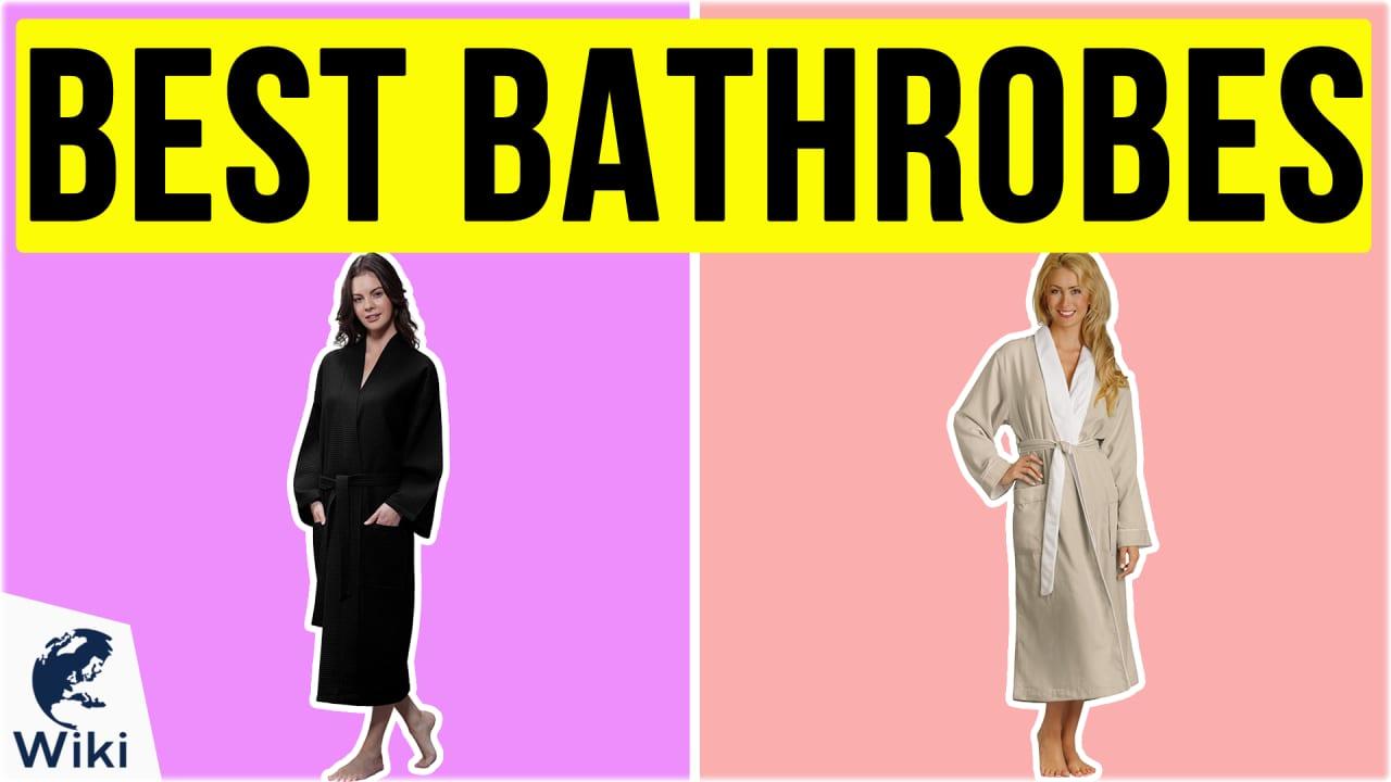 10 Best Bathrobes