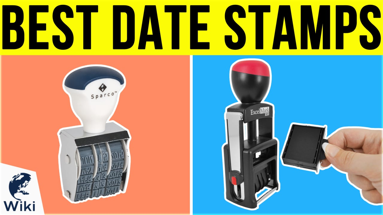 10 Best Date Stamps