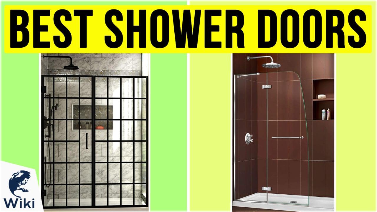 10 Best Shower Doors