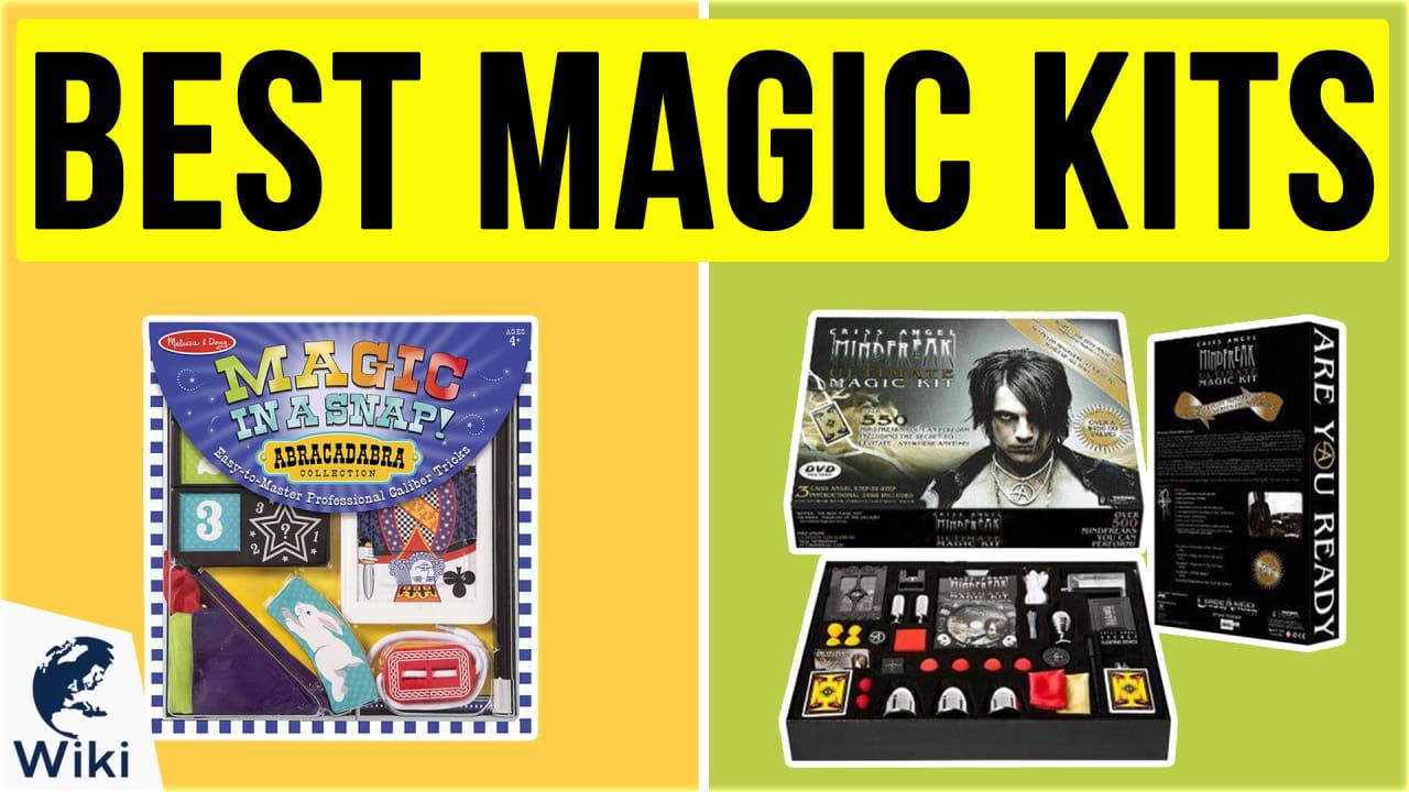 10 Best Magic Kits