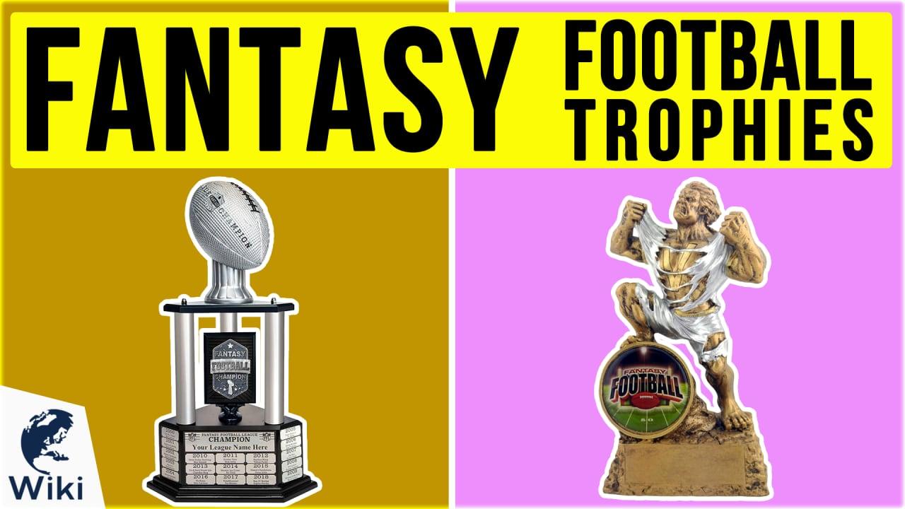 10 Best Fantasy Football Trophies