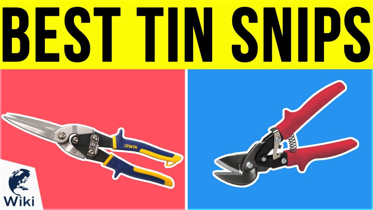 10 Best Tin Snips