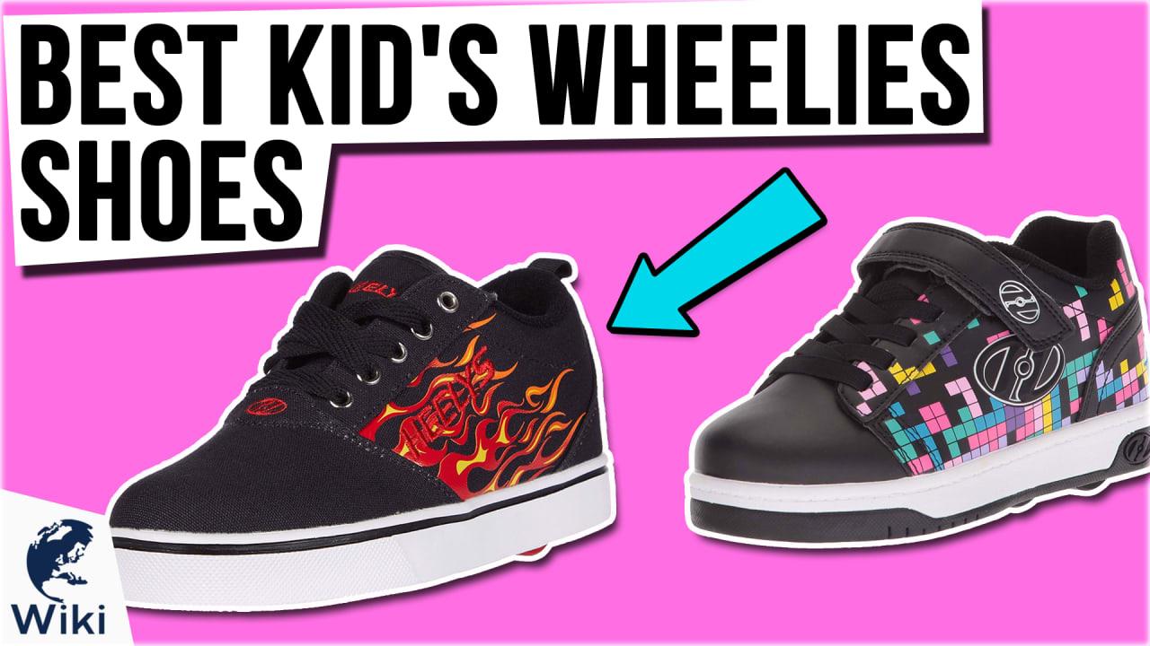 10 Best Kid's Wheelies Shoes
