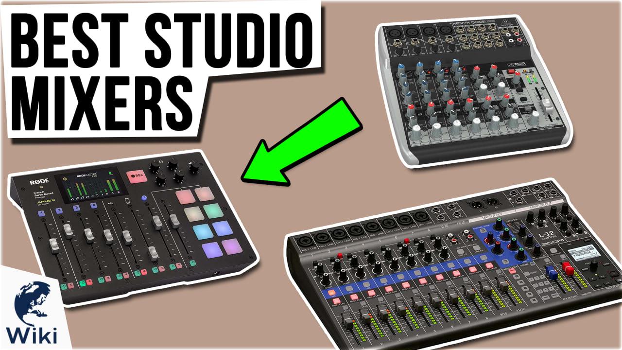 10 Best Studio Mixers