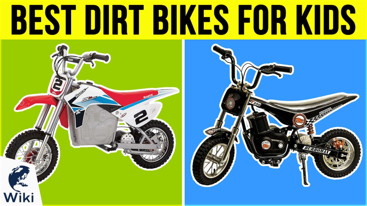 8 Best Dirt Bikes For Kids