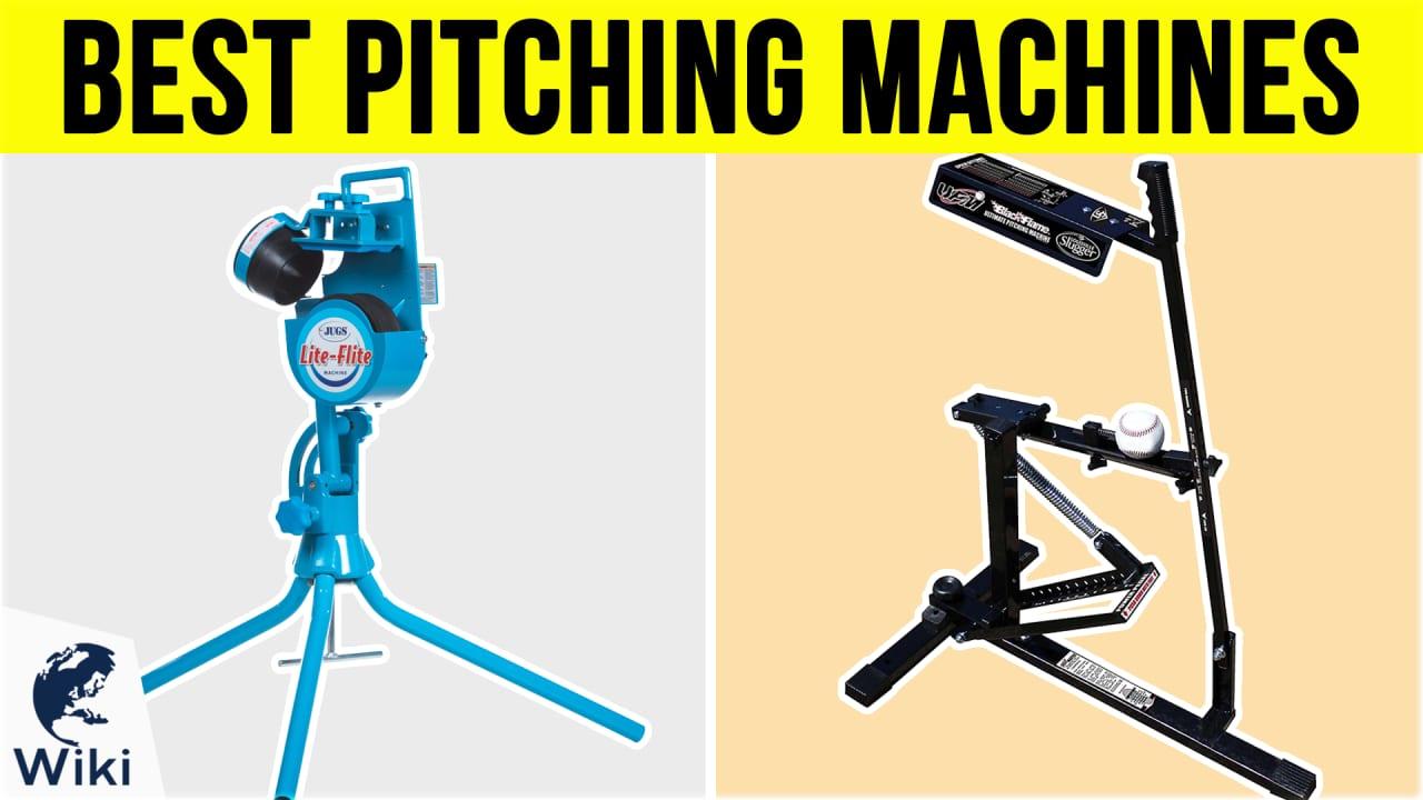 10 Best Pitching Machines