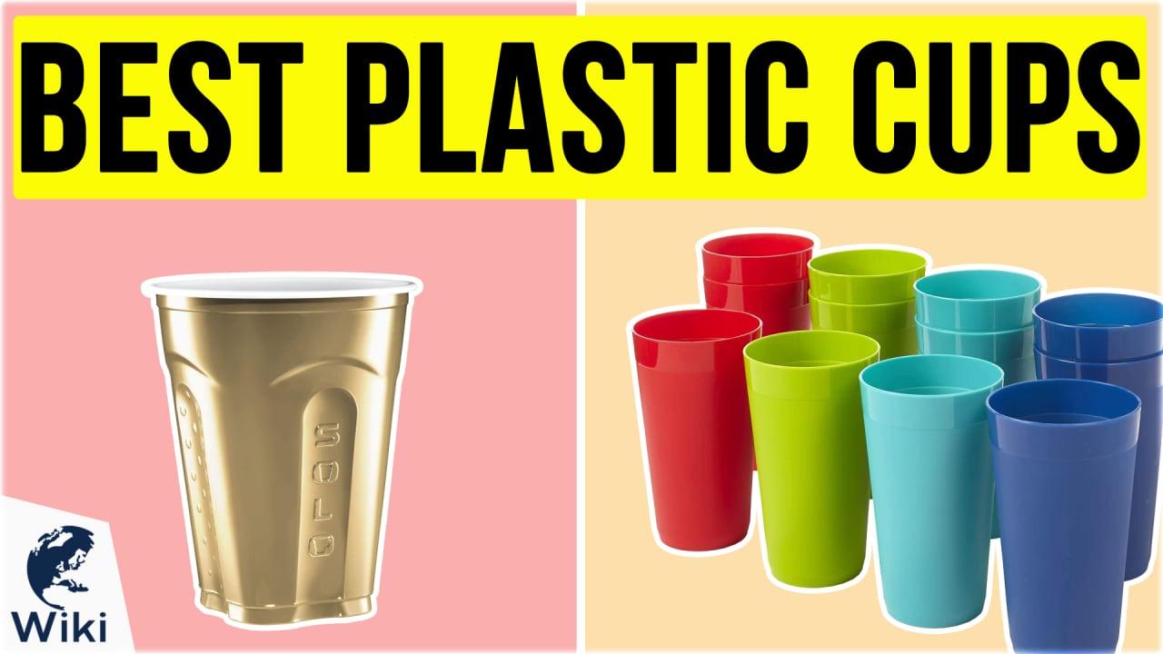 10 Best Plastic Cups