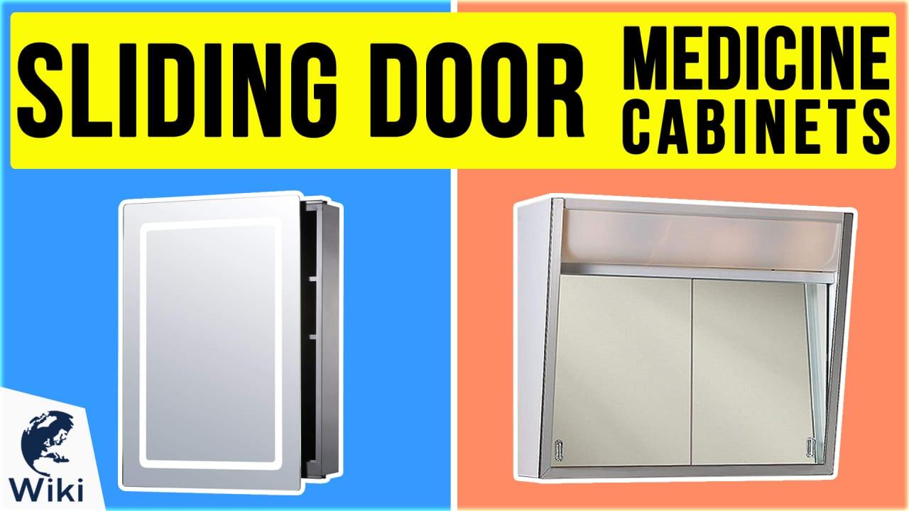 10 Best Sliding Door Medicine Cabinets