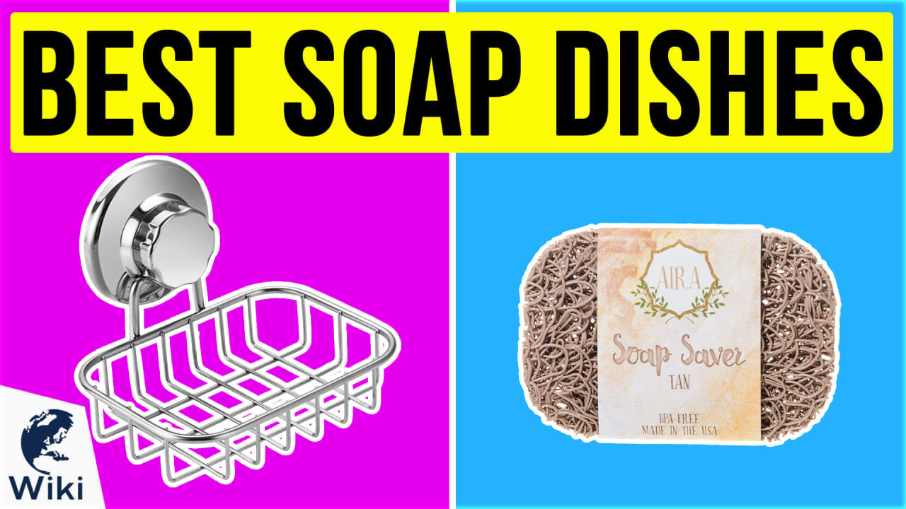 10 Best Soap Dishes