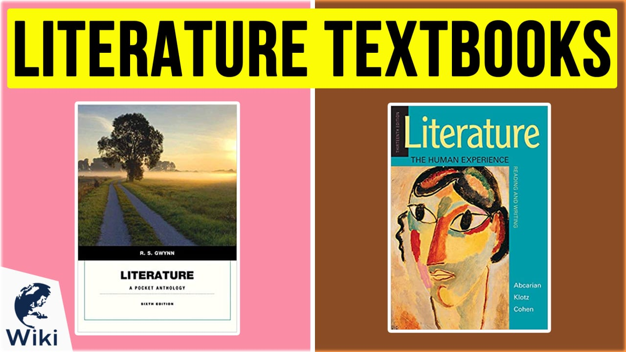10 Best Literature Textbooks