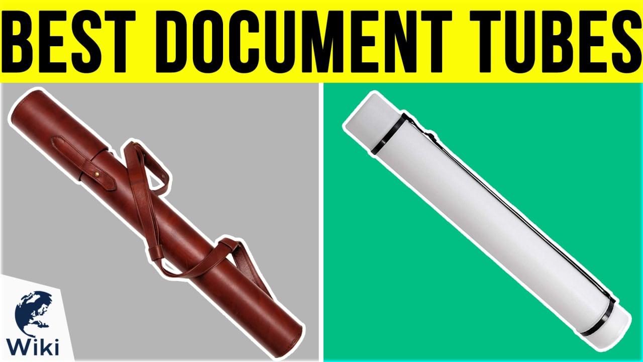 10 Best Document Tubes