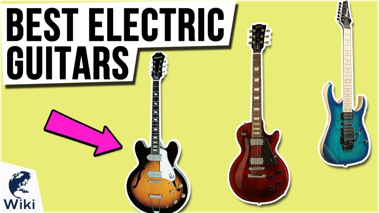 10 Best Electric Guitars