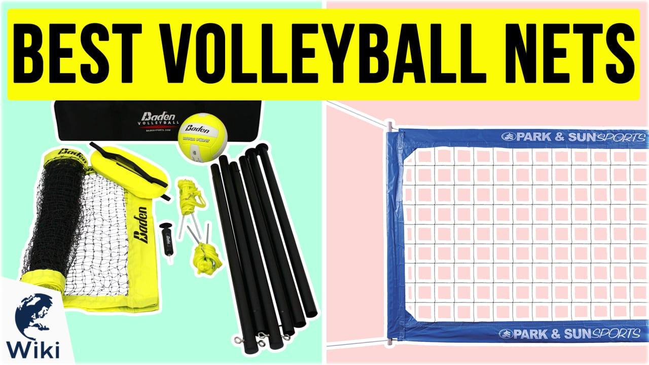 10 Best Volleyball Nets