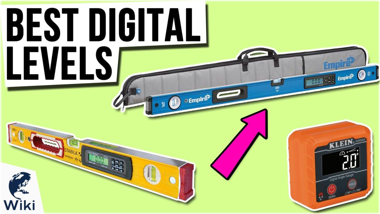 10 Best Digital Levels