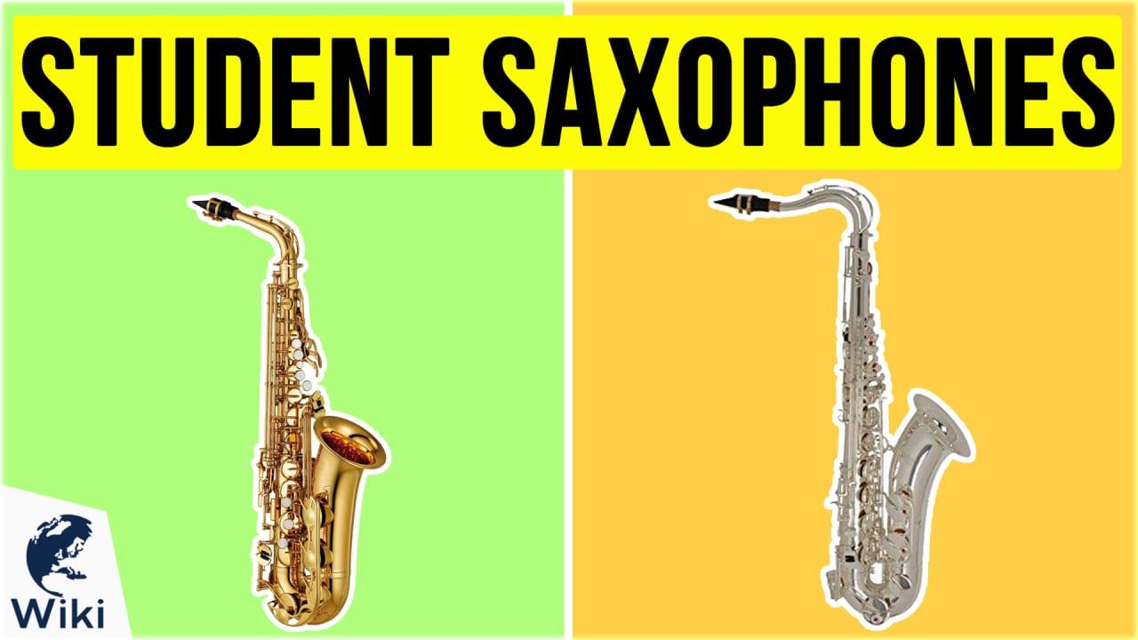 8 Best Student Saxophones