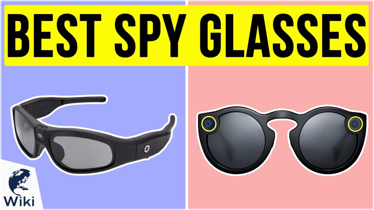 8 Best Spy Glasses