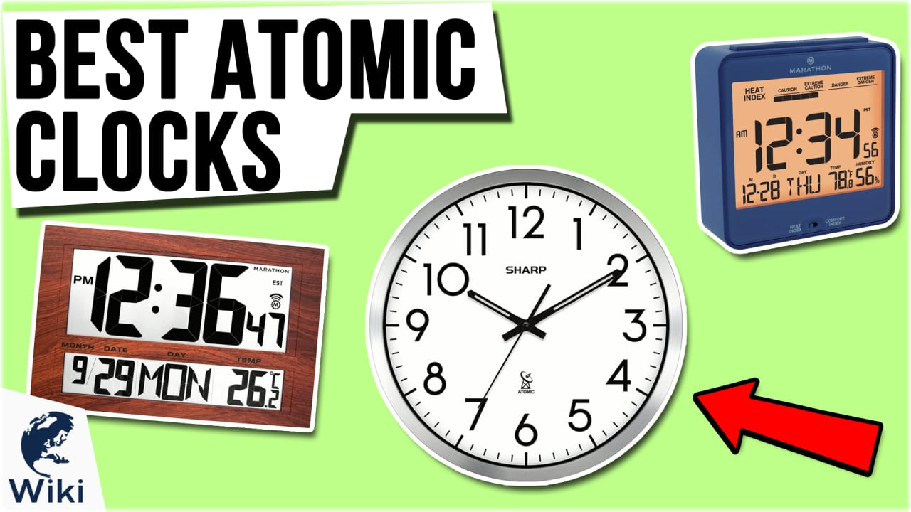 10 Best Atomic Clocks