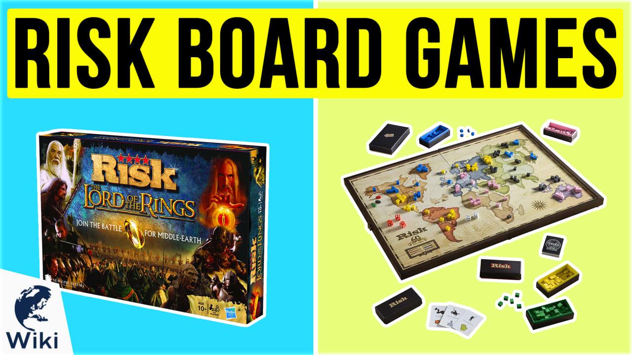 10 Best Risk Board Games