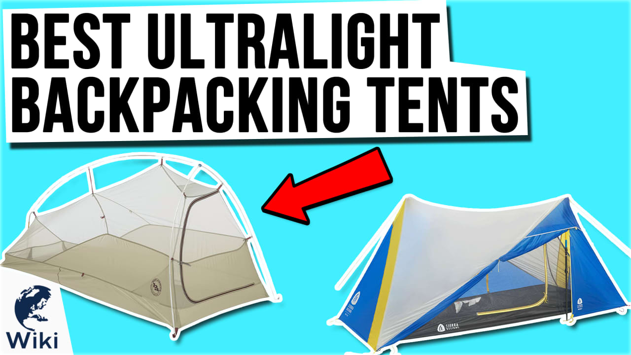 10 Best Ultralight Backpacking Tents