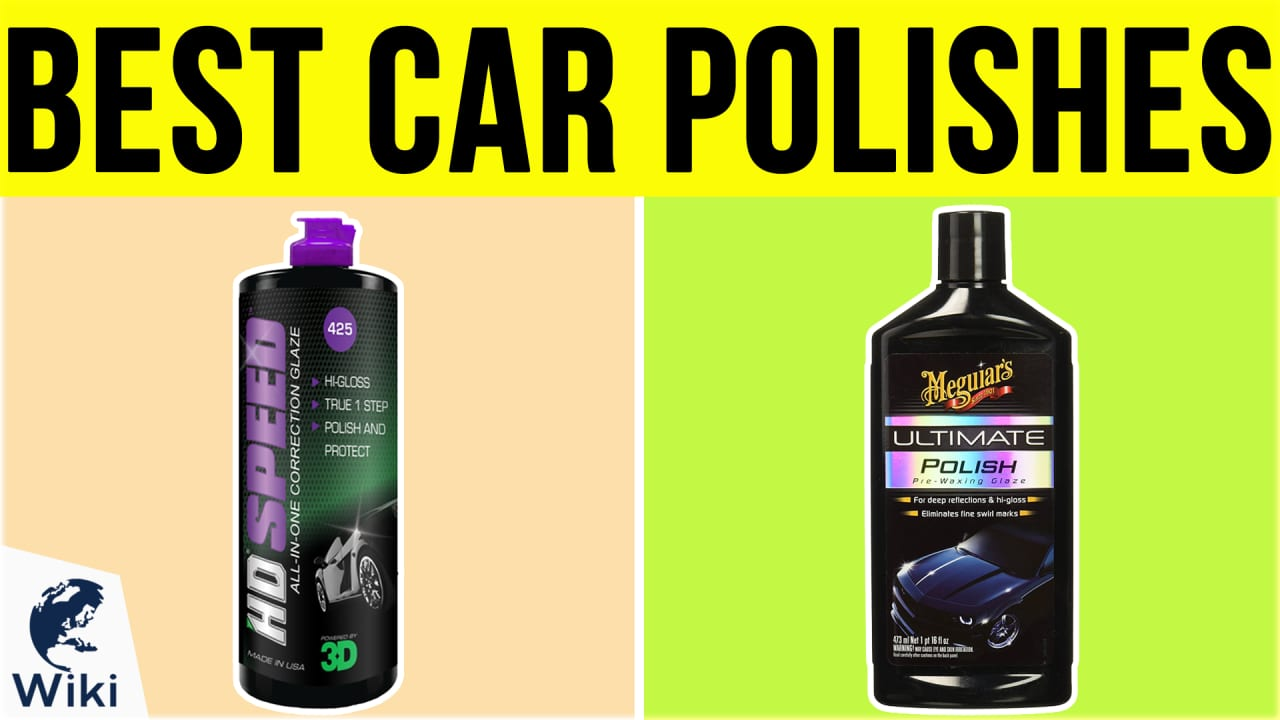 10 Best Car Polishes