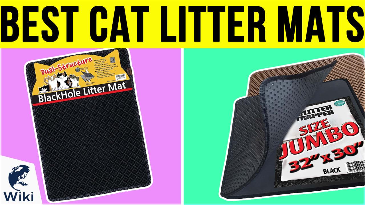 10 Best Cat Litter Mats
