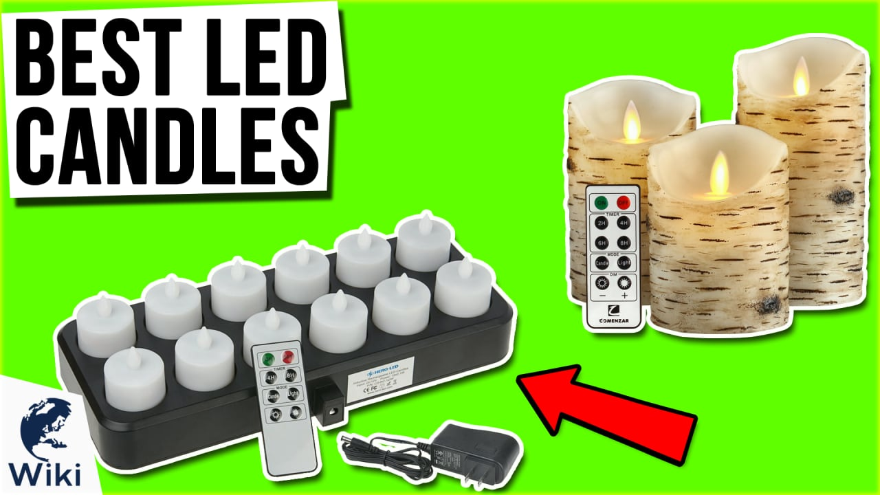 10 Best LED Candles
