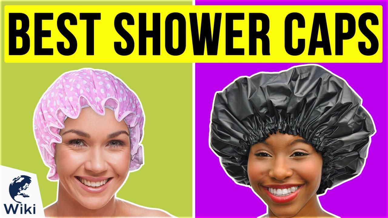 10 Best Shower Caps