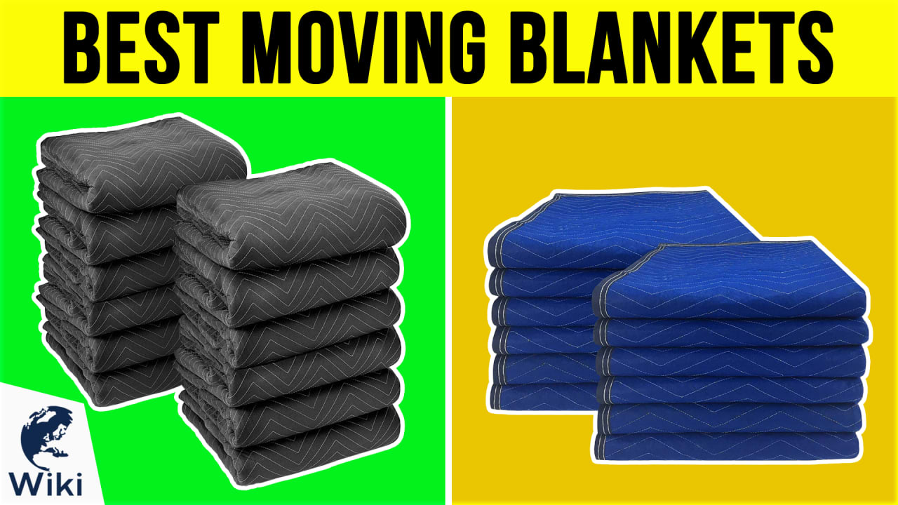 10 Best Moving Blankets