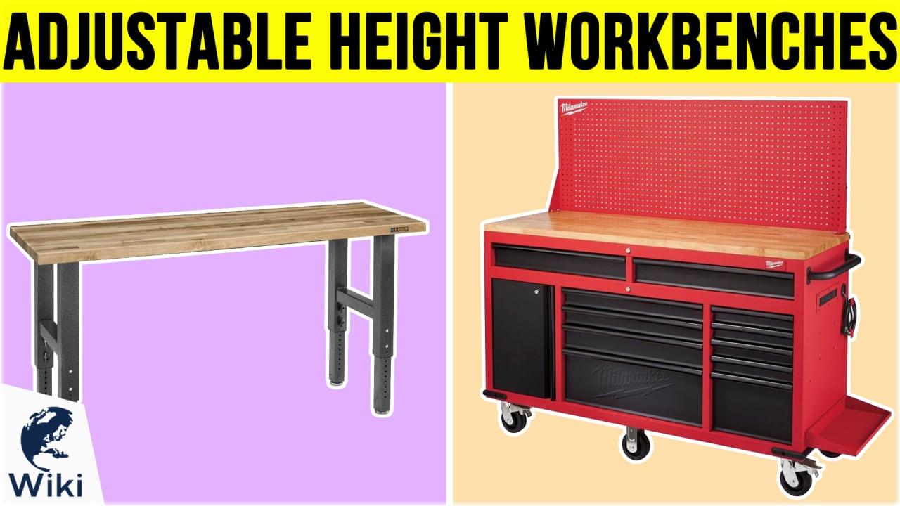 8 Best Adjustable Height Workbenches