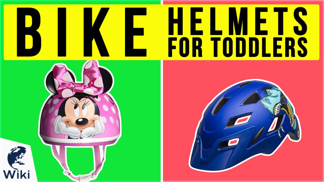 10 Best Bike Helmets For Toddlers