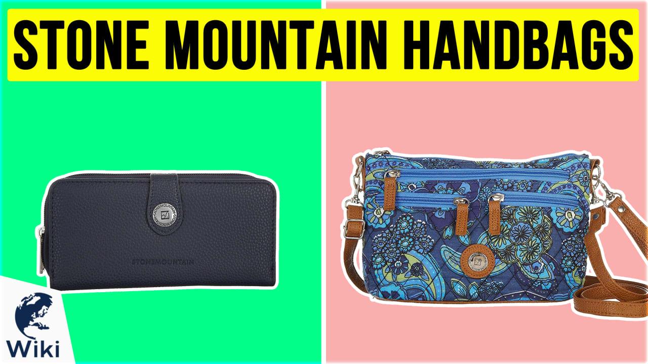 5 Best Stone Mountain Handbags