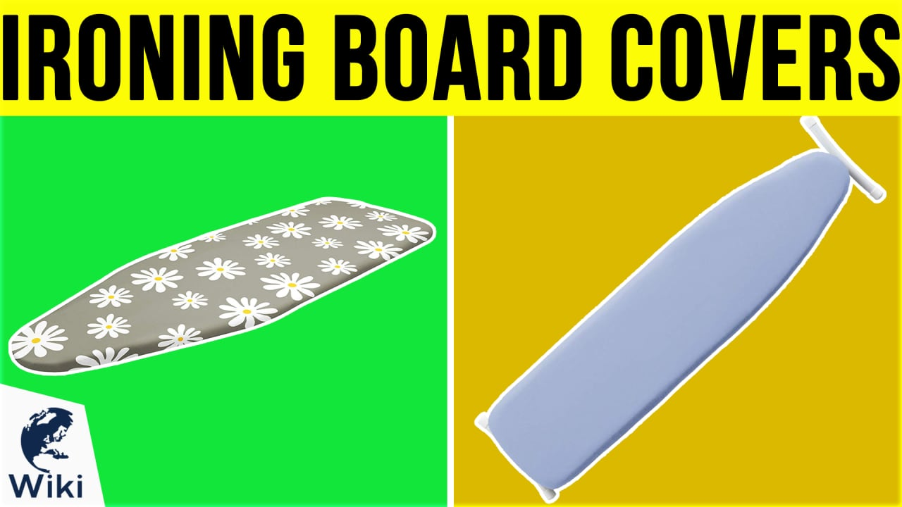 10 Best Ironing Board Covers