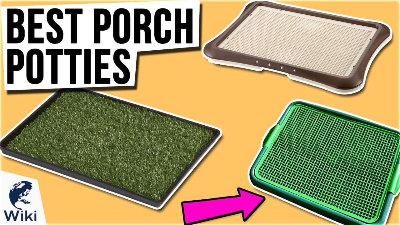10 Best Porch Potties