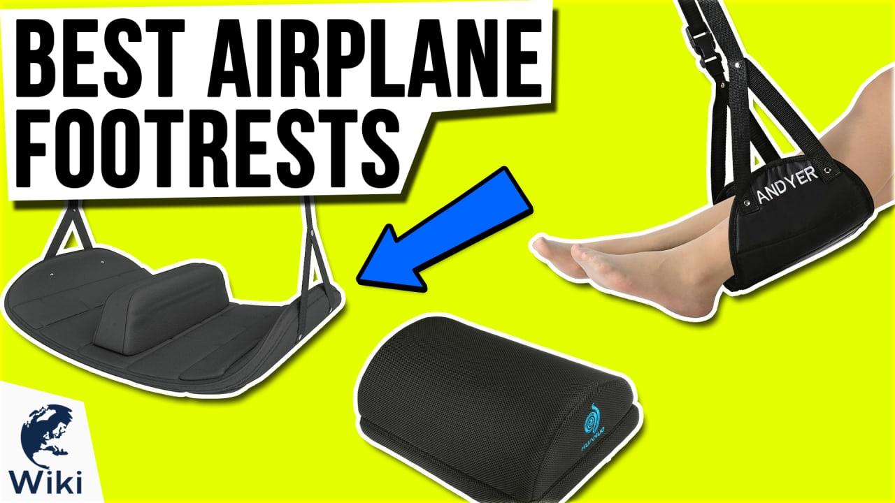 10 Best Airplane Footrests