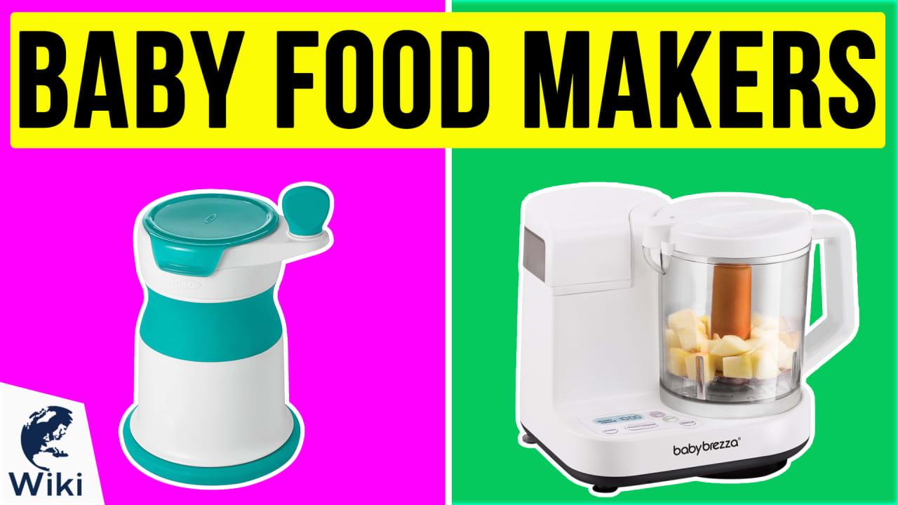 10 Best Baby Food Makers