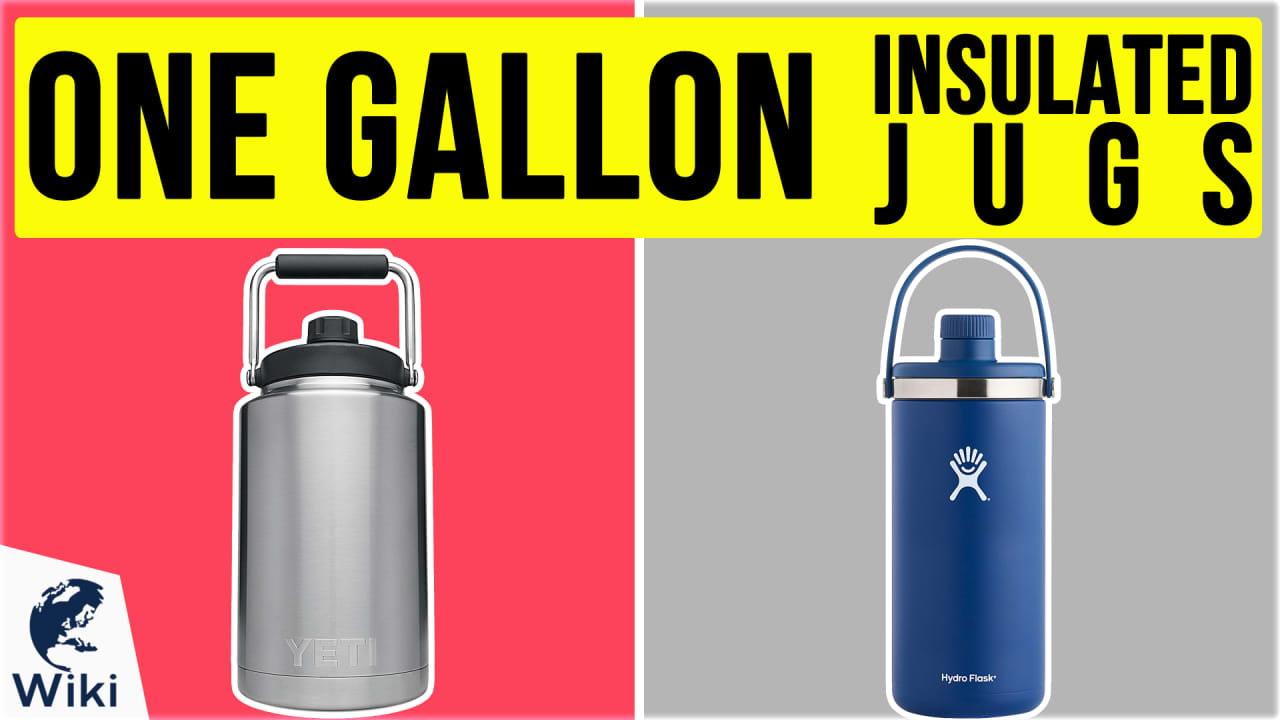 10 Best One Gallon Insulated Jugs