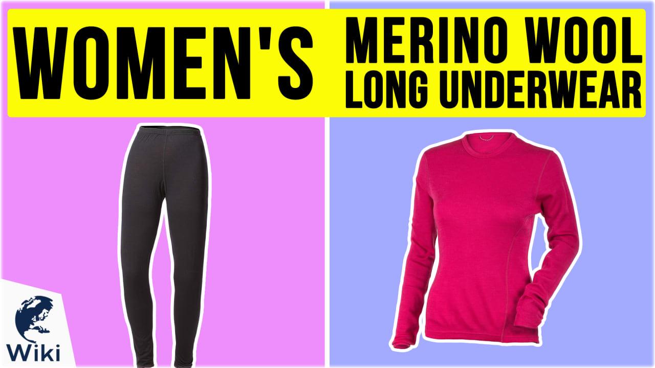 10 Best Women's Merino Wool Long Underwear