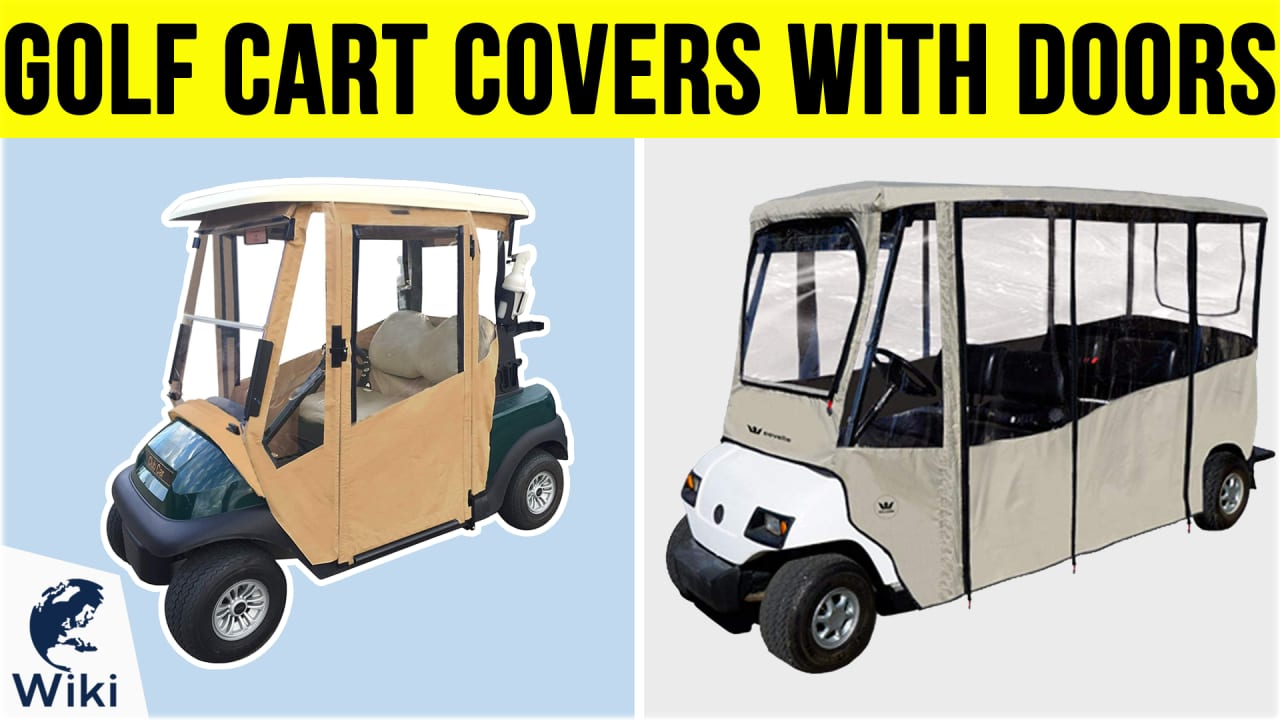 6 Best Golf Cart Covers With Doors