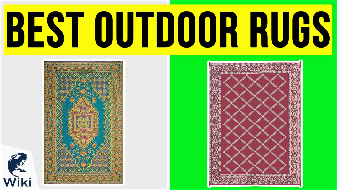 10 Best Outdoor Rugs